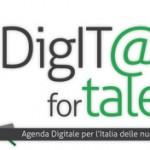 DigIT@lia for talent: Agenda Digitale per l'Italia delle nuove generazioni