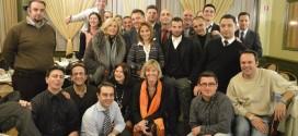 Alleanza dei Cervelli - Ristorante la Guardia - Milano