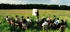 5 MOTIVI PER ORGANIZZARE UN MEETING… ALL'ARIA APERTA
